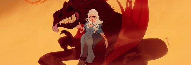 Анимационные ролики Game of Thrones освежат вашу память