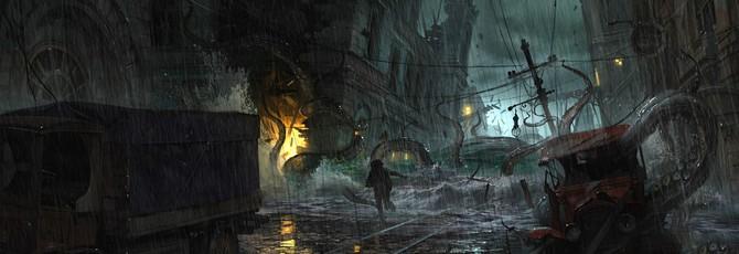 UPD. Разработчики Sherlock Holmes: The Devil's Daughter анонсировали игру по Лавкрафту