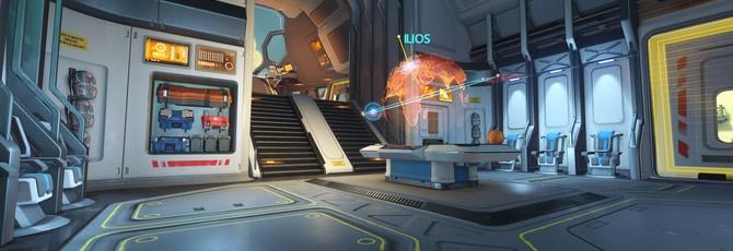 Новая карта в Overwatch, облики героев и будущий герой