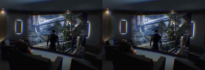 На GDC покажут Режим Кинотеатра в SteamVR