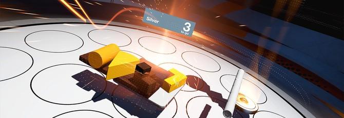 Tumble VR — PS VR-эксклюзив от Supermassive
