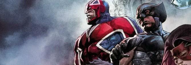 Слух: Marvel готовит сериал про Капитана Британию