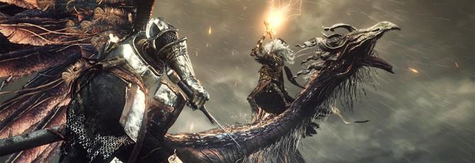Dark Souls 3 на Xbox One работает при 900p с падением частоты