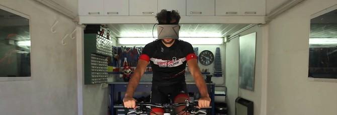 Альтернатива VR-шлему