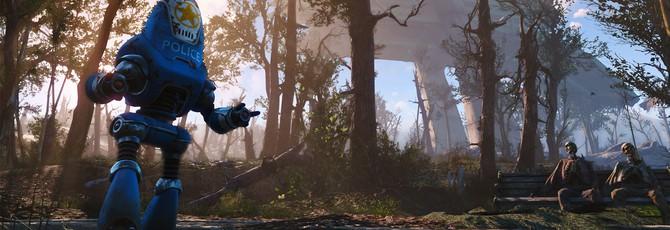 Хардкорный Режим Fallout 4 запущен в бете Steam