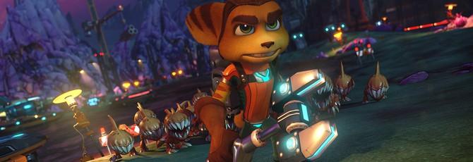 Оценки Ratchet & Clank — Еще один сильный эксклюзив