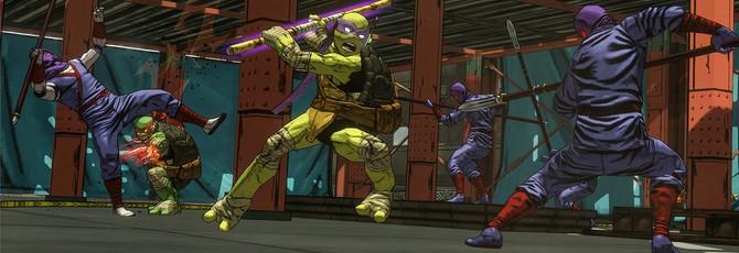 Предзаказ TMNT: Mutants in Manhattan откроет новые скины