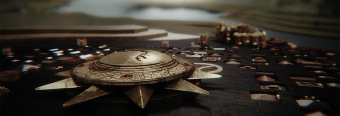 Вступительный ролик Game of Thrones с обзором на 360 градусов