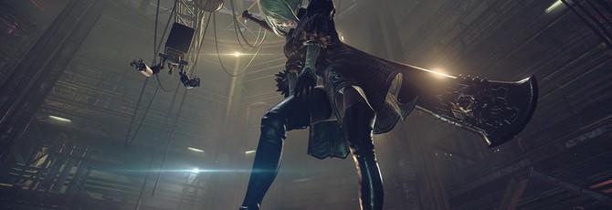 Роскошные скриншоты PS4-эксклюзива NieR: Automata