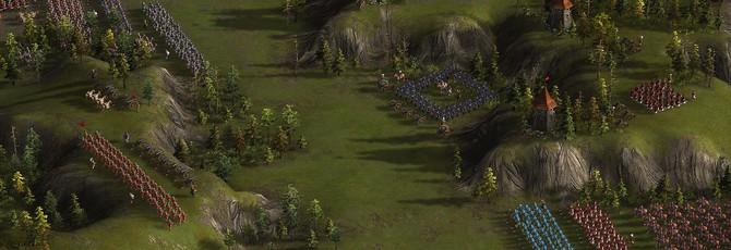 Закрытый бета-тест Cossacks 3