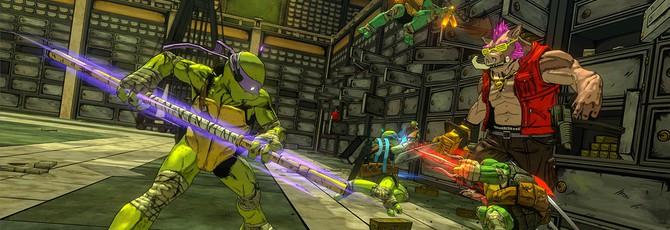 8 минут геймплея TMNT: Mutants in Manhattan на PS4
