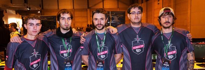 Киберспортивная команда дисквалифицирована из турнира из-за спонсорства YouPorn