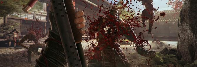 12 минут геймплея Shadow Warrior 2