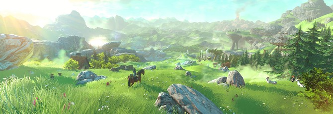 The Legend of Zelda выйдет на NX и Wii U, релиз в 2017