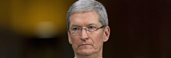 Самый худший финансовый квартал Apple за 13 лет