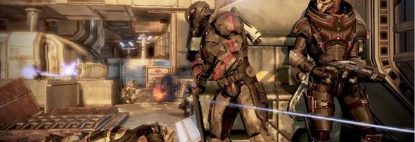 Мультиплеер Mass Effect 3 – никто в это не верил