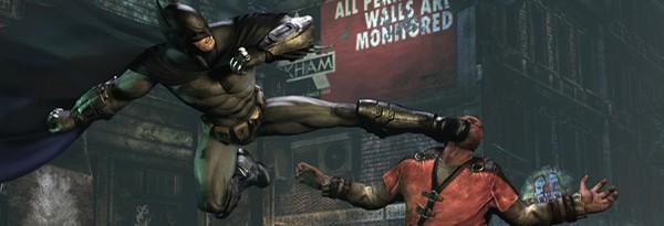 Проблемы с DLC Batman: Arkham City