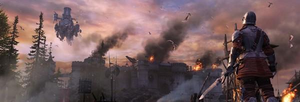 MMORPG от Epic Games на Unreal Engine 3  – Bless