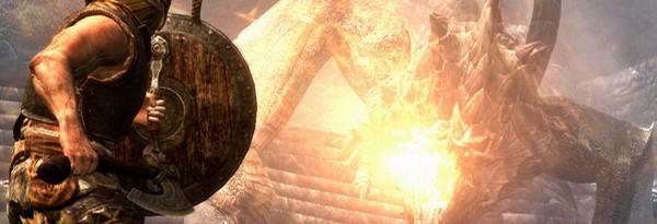 """Skyrim: Драконы не будут """"милашками"""""""