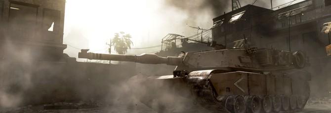 Сравнение графики Call of Duty: Modern Warfare от разработчиков