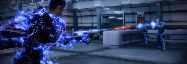 Mass Effect 2: класс Vanguard
