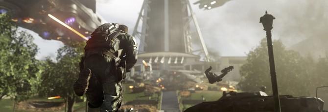 Сеттинг, космические битвы и другие детали Call of Duty: Infinite Warfare