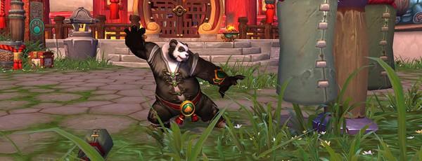 Анонсировано дополнение WoW: Mists of Pandaria