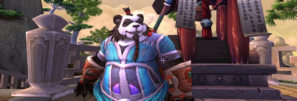 Детали World of Warcraft: Mists of Pandaria