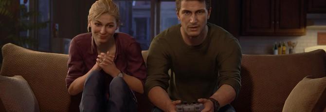 Uncharted 4 – самый высокий рейтинг на нынешнем поколении