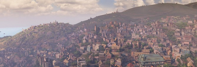 Панорамы Uncharted 4: A Thief's End