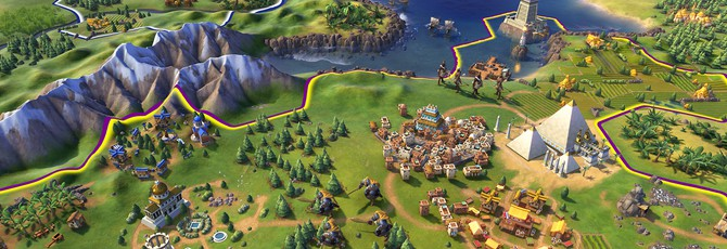 Анонс Civilization VI, релиз в октябре