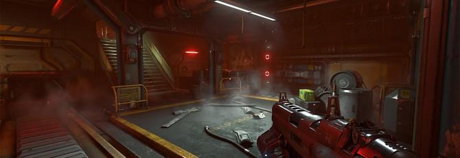 Скриншоты DOOM с ультра-кошмарной графикой на 4K