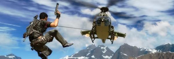 Слух: Just Cause 3 в разработке, релиз в 2012-м