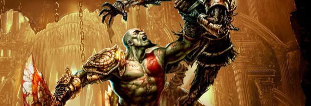 Sony: God of War III рвет и мечет
