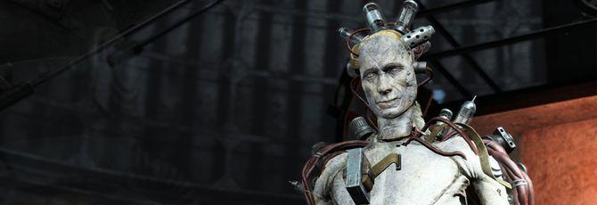 Гайд Fallout 4: Far Harbor — как решить пазл и получить память DiMA