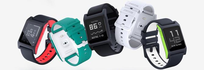 Новые часы Pebble и заменитель телефона для занятий фитнесом