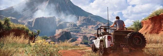 Новая игра от Naughty Dog в разработке