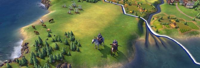 Первое геймплейное видео Civilization VI
