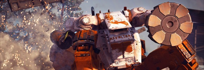 Геймплей DLC Mech Land Assault для Just Cause 3