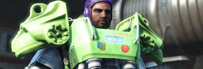 Моды для Fallout 4 доступны на Xbox One, PS4 на очереди