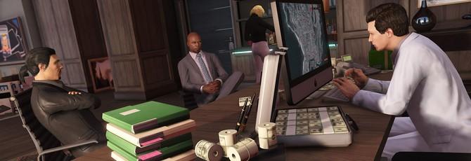 Трейлер нового крупного дополнения GTA Online