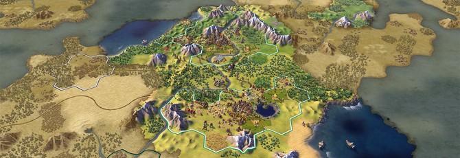 Новые скриншоты Civilization VI