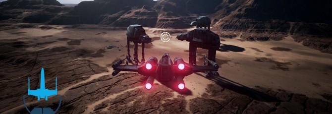 Фанатский ремейк Star Wars Battlefront 3 выйдет в Steam
