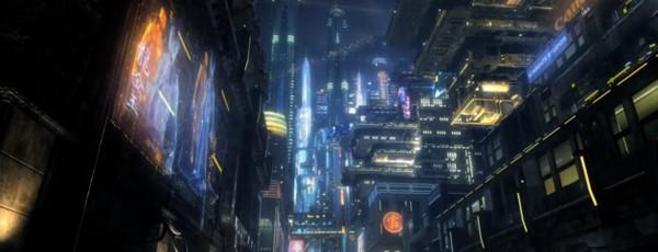 Короткометражный фильм в дань Blade Runner
