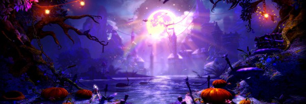 Новые скриншоты Trine 2