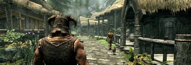 Новые скриншоты Skyrim Special Edition
