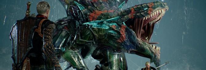 Свежие скриншоты и особенности Scalebound
