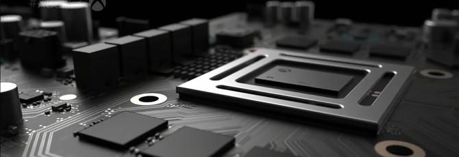 Возможные характеристики Xbox Project Scorpio