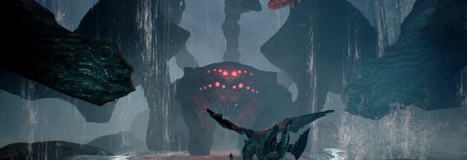 Scalebound можно полностью пройти в кооперативе