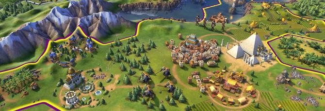Теодор Рузвельт и обновленные города в Civilization VI